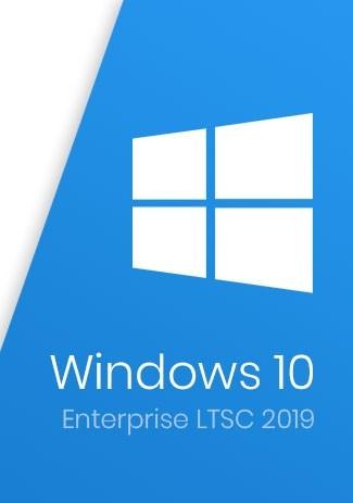 Windows 10 Enterprise LTSC 2019 Key (1 PC)