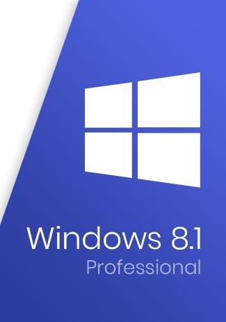 Windows 8.1 Professional Key 32/64-Bit